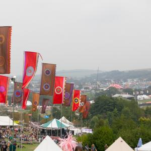 new Only The Brave Stage for Bestival