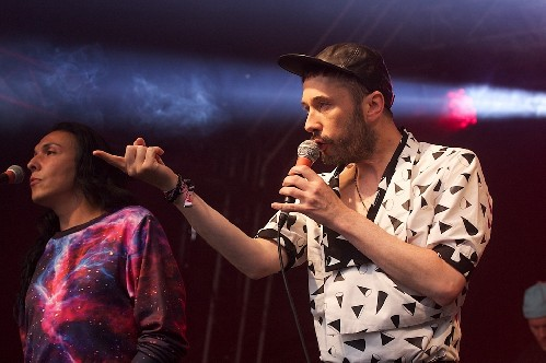 Hercules And Love Affair @ Blissfields 2014