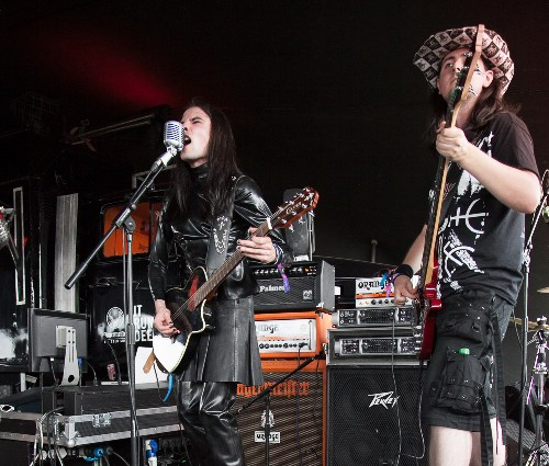 Cadence Noir @ Bloodstock Open Air 2014