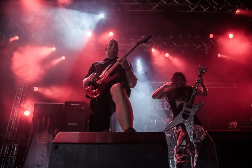 Blood Red Throne @ Bloodstock Open Air 2014