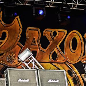 Saxon for now-3-days Ramblin' Man Fair 2017