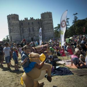 Bestival granted licence for Dorset's Lulworth Castle