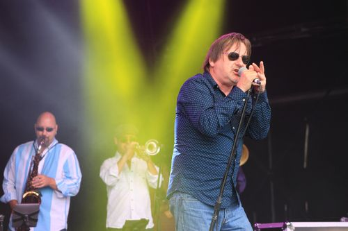 Southside Johnny & The Asbury Jukes @ Cornbury Music Festival 2014