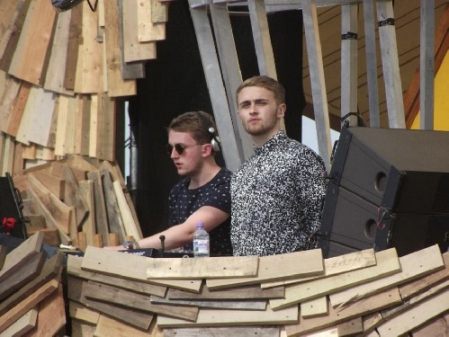 Disclosure (DJ Set) @ Corona SunSets 2014