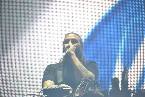 Steve Angello @ Creamfields 2014