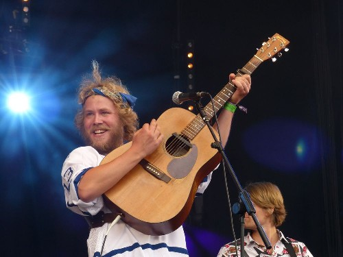 Benjamin Folke Thomas @ Fairport's Cropredy Convention 2014
