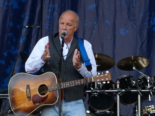 Richard Digance @ Fairport's Cropredy Convention 2014