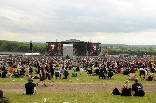 Download Festival 2015 - eFestivals co uk