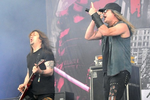 Skid Row @ Download Festival 2014