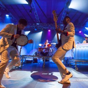 Metronomy, and Toots & the Maytals for The Secret Garden Party