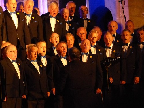 Brythoniad Male Voice Choir @ Festival No. 6 2014