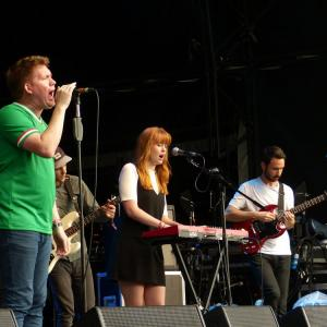 Los Campesinos!, and Bis for Long Division Festival