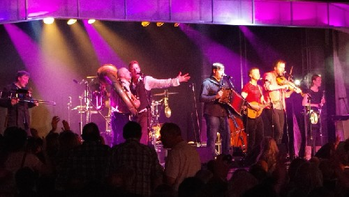 Bellowhead: Great British Folk Festival 2014