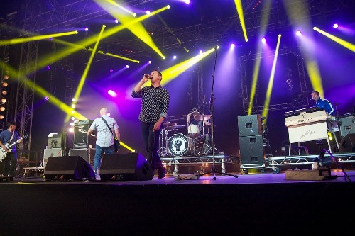 Inspiral Carpets @ Isle of Wight Festival 2014