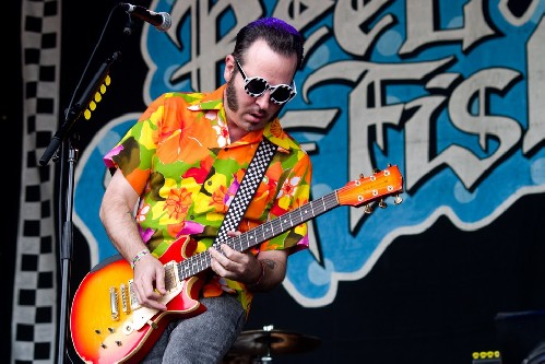 Reel Big Fish: Kendal Calling 2014