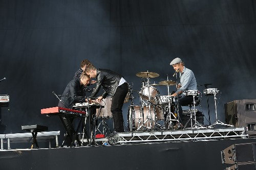 Foster the People @ Leeds Festival 2014