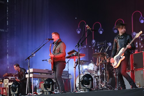 Queens of the Stone Age: Leeds Festival 2014