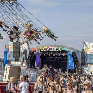 super early bird tickets on sale for Lovebox 2015