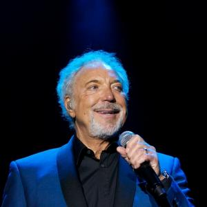 tickets on sale for Tom Jones Greenwich Music Time