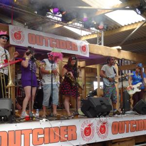 this weekend's Outcider Festival is still going ahead