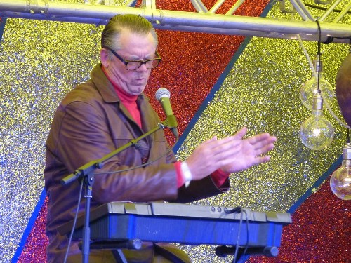 John Shuttleworth @ Port Eliot Festival 2014
