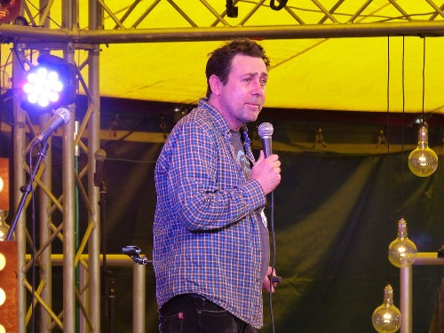 Sean Hughes @ Port Eliot Festival 2014