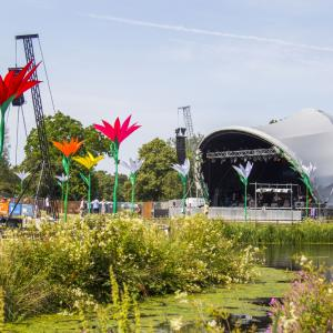 The Secret Garden Party reveal their making you an adored VIP theme