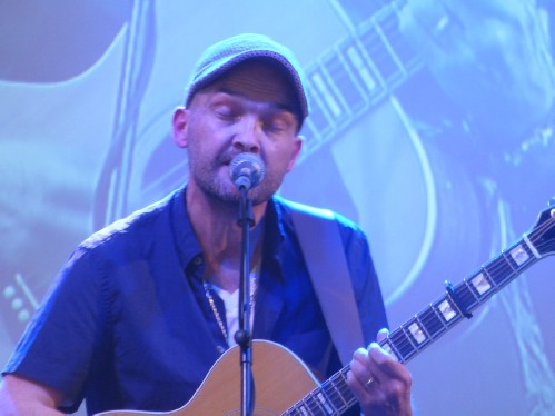 Ben Watt @ WOMAD 2014