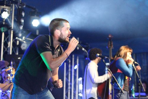 Dizraeli and the Small Gods @ Belladrum Tartan Heart Festival 2015