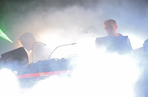 The Chemical Brothers (live)