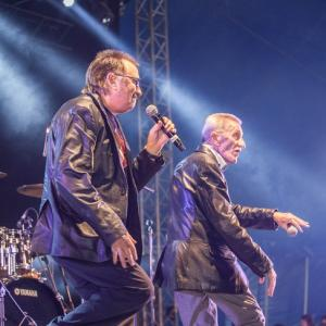 Bestival organisers declare today is Chuckle Brothers Day