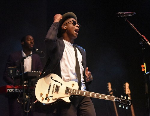 Labrinth @ Bingley Music Live 2015