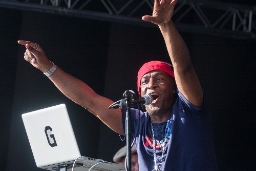 Grandmaster Flash: Blissfields 2015