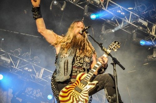 Black Label Society @ Bloodstock Open Air 2015