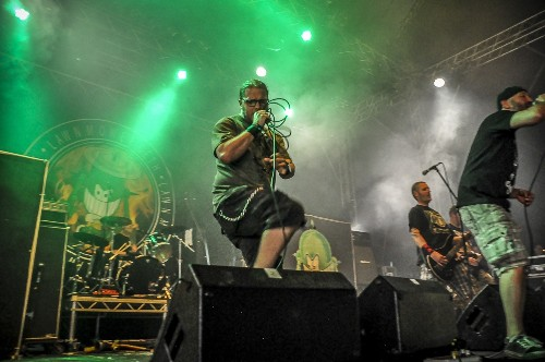 Lawnmower Deth @ Bloodstock Open Air 2015