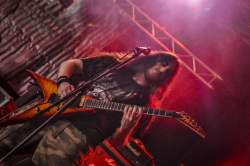 Triaxis @ Bloodstock Open Air 2015
