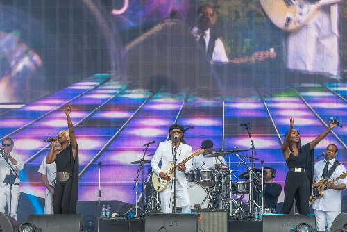 Chic featuring Nile Rodgers: British Summer Time 2015