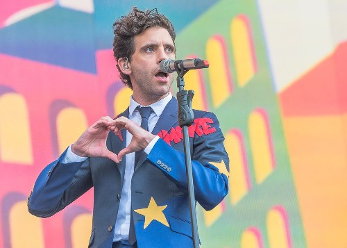 Mika @ British Summer Time 2015