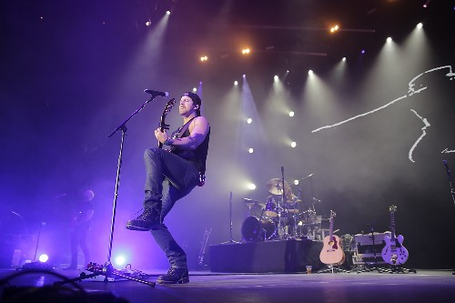 Kip Moore @ C2C: Country to Country 2015
