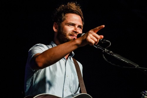 Passenger @ Cambridge Folk Festival 2015