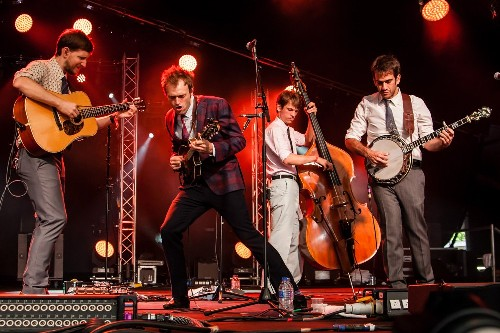 Punch Brothers @ Cambridge Folk Festival 2015