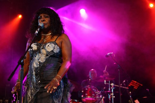 Martha Reeves and The Vandellas @ Cornbury Music Festival 2015