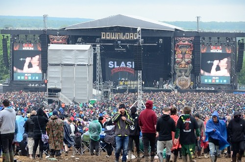 early bird tickets on sale for Download Festival 2020
