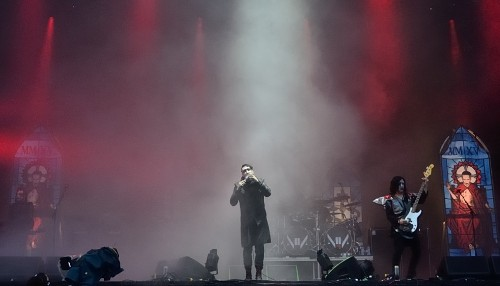 Marilyn Manson: Download Festival 2015