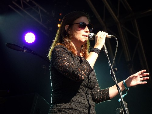 The Delines @ End Of The Road Festival 2015