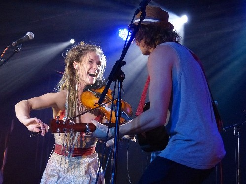 Coco And The Butterfields @ Great British Folk Festival 2015