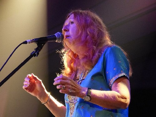 Jacqui McShee's Pentangle @ Great British Folk Festival 2015