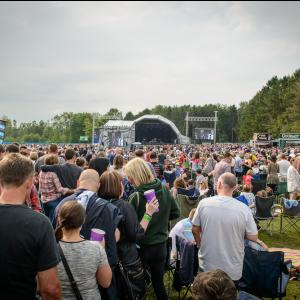 Hardwick Live becomes Down To The Woods in 2016