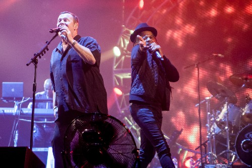 Ali Campbell @ Isle of Wight Festival 2015