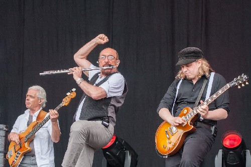 Ian Anderson: Isle of Wight Festival 2015